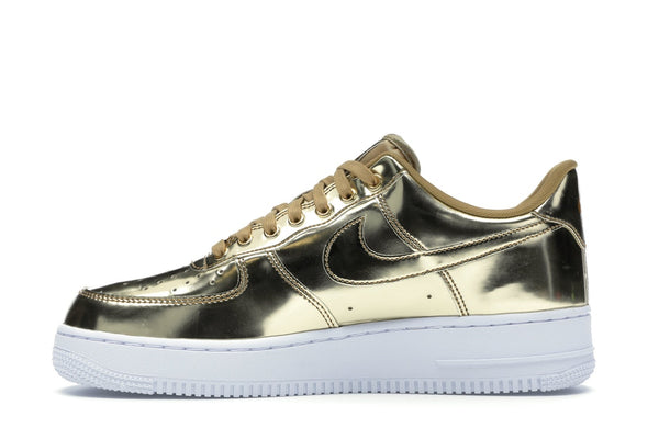 Air Force 1 Low Metallic Gold (W)   CQ6566 700