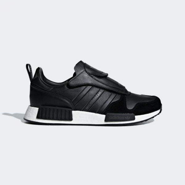 "adidas Micropacer x R1 ""Never Made - Triple Black""   EE3625 - LTD Sneakers & Wear"