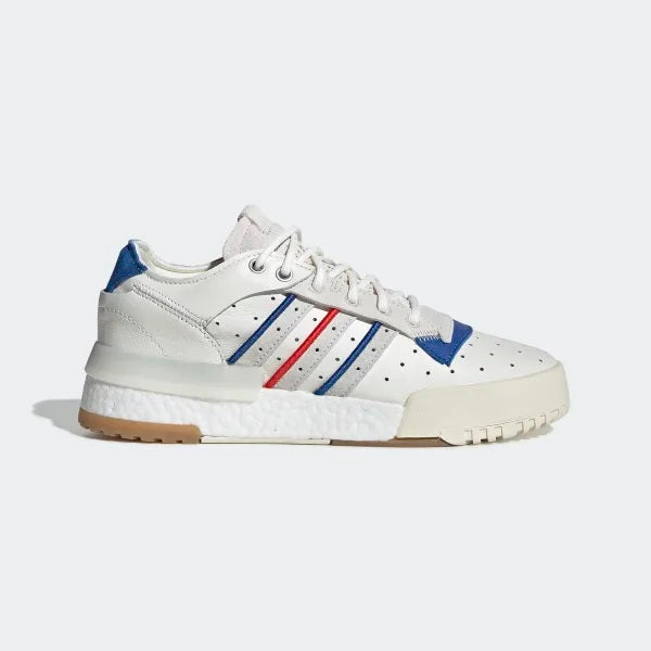 adidas Rivalry RM Low in White, Blue and Red  EE4986 - LTD Sneakers & Wear