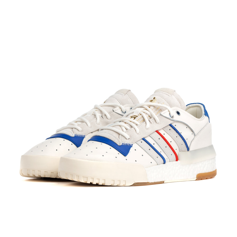 adidas Rivalry RM Low in White, Blue
