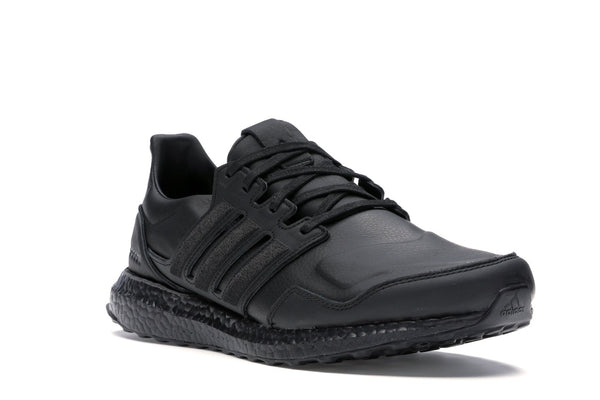adidas Ultra Boost Leather Black  EF0901