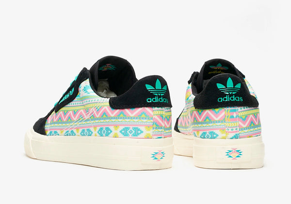 adidas Continental 80 Vulc AriZona Iced Tea Black (W)  EG7976