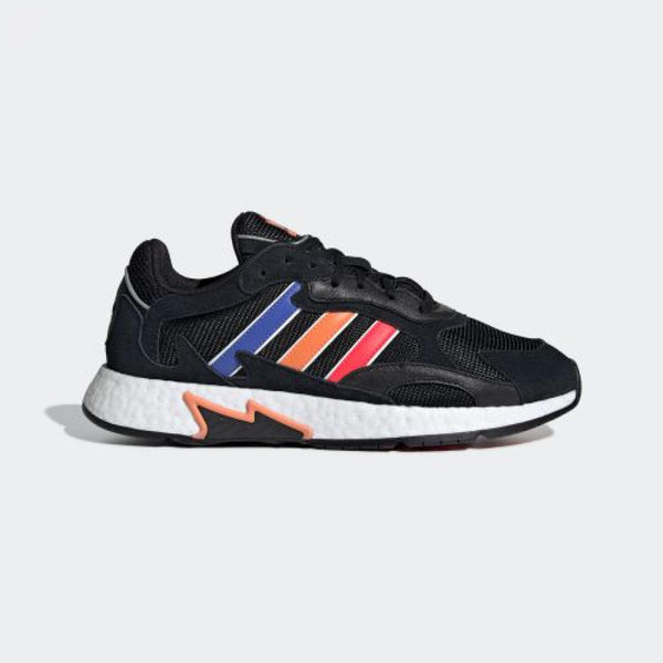 adidas Tresc Run Core Black Shock Red Easy Orange EF0768 - LTD Sneakers & Wear