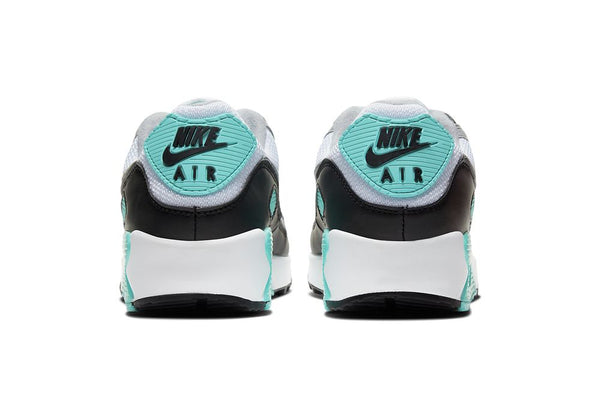 Air Max 90 Particle Grey-Hyper Turquoise   CD0881-100