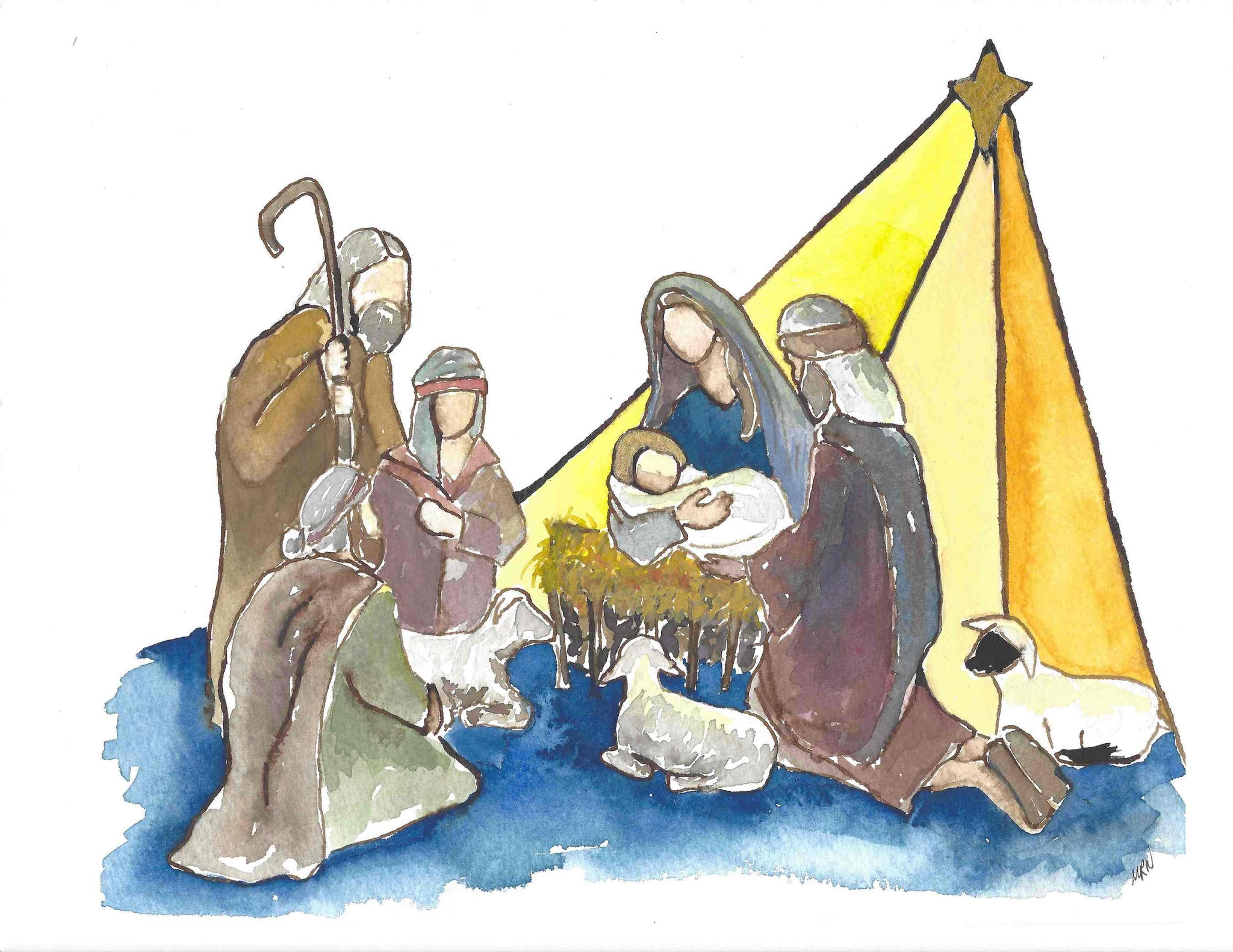 """For Unto Us a Son is Born"""