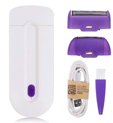 Laser Epilator Rechargeable Hair Remover