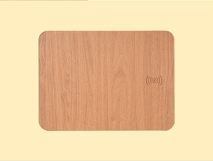 QI Wireless Wooden Charger