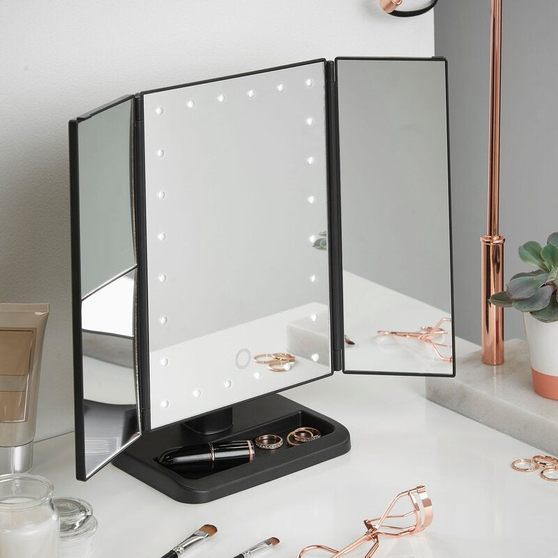 Vanity Mirror with 21 Lights