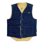1970's Carhartt Workwear Denim Vest