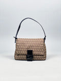 Fendi Mama Zuchinno Shoulder Bag