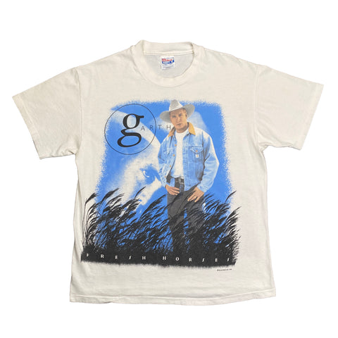 "1998 Garth Brooks ""Fresh Horse"" World Tour Tee"