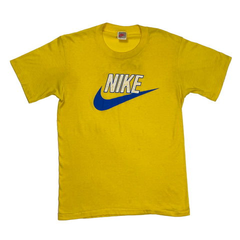 Vintage 1990's Nike Grey Tag Graphic Tee