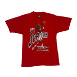 1988 Micheal Jordan Single Stitch MVP Tee