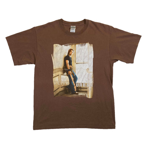 "2005 Keith Urban ""Alive in 05"" Tour Tee"