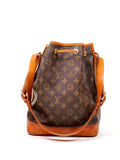 Vintage Louis Vuitton Monogram Canvas Noe Bag
