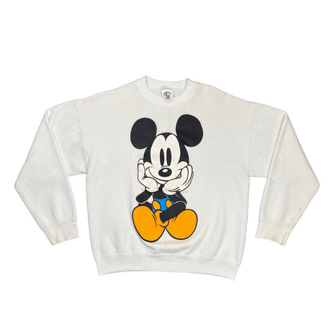 Vintage 1980's Mickey & Co. Mickey Mouse Graphic Crewneck