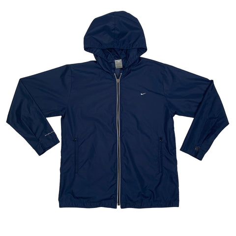 Nike Full Zip Hooded Windbreaker