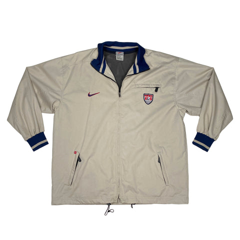Rare 1990s Nike Team USA Soccer Jacket