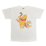 Vintage Winnie the Pooh and Tigger Graphic Tee