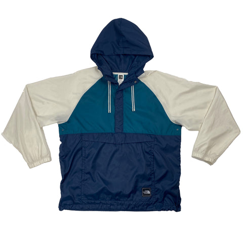 Vintage The North Face Fanorak Half-Zip Windbreaker