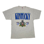 Vintage Kentucky U Embroidered Basketball Tee