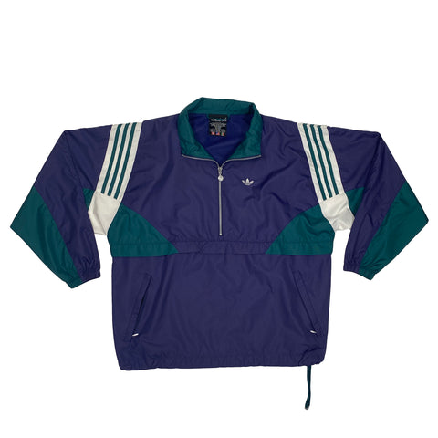 Adidas Q-Zip 90s Windbreaker