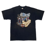 "1980s Single Stitch ""Sturgis Stampede"" Harley Tee"