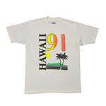 Vintage Single-Stitch Hawaii 91 Graphic Tee