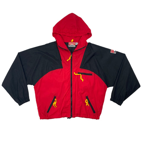Vintage Marlboro Adventure Team Full-Zip Windbreaker