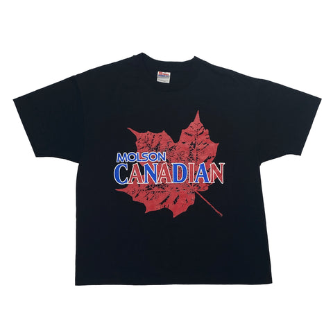 Vintage Molson Canadian Graphic Tee