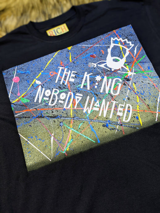 The King Nobody Wanted 2.0 (T-shirt)