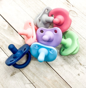 Silicone Pacifiers