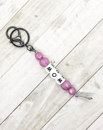 MOM Key Ring