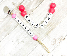 Load image into Gallery viewer, Personalized Clip & Necklace Set