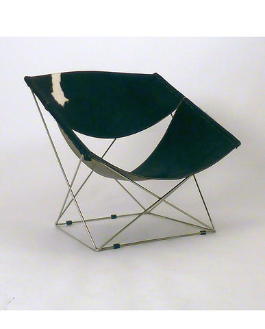 PIERRE PAULIN BUTTERFLY CHAIR  MODEL 675 ARTIFORT