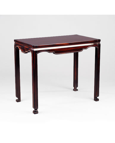 NAPOLEON LE GRAND  ROSEWOOD TABLE in the CHINESE MANNER