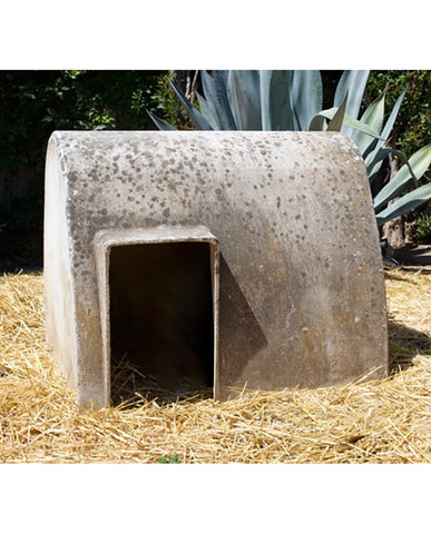 WILLY GUHL COMPOSITE DOG HOUSE