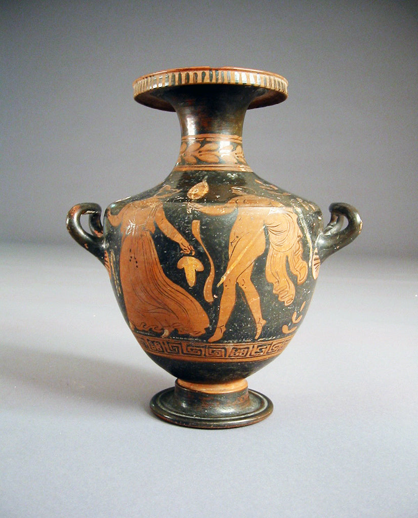 APULIAN RED-FIGURE HYDRIE