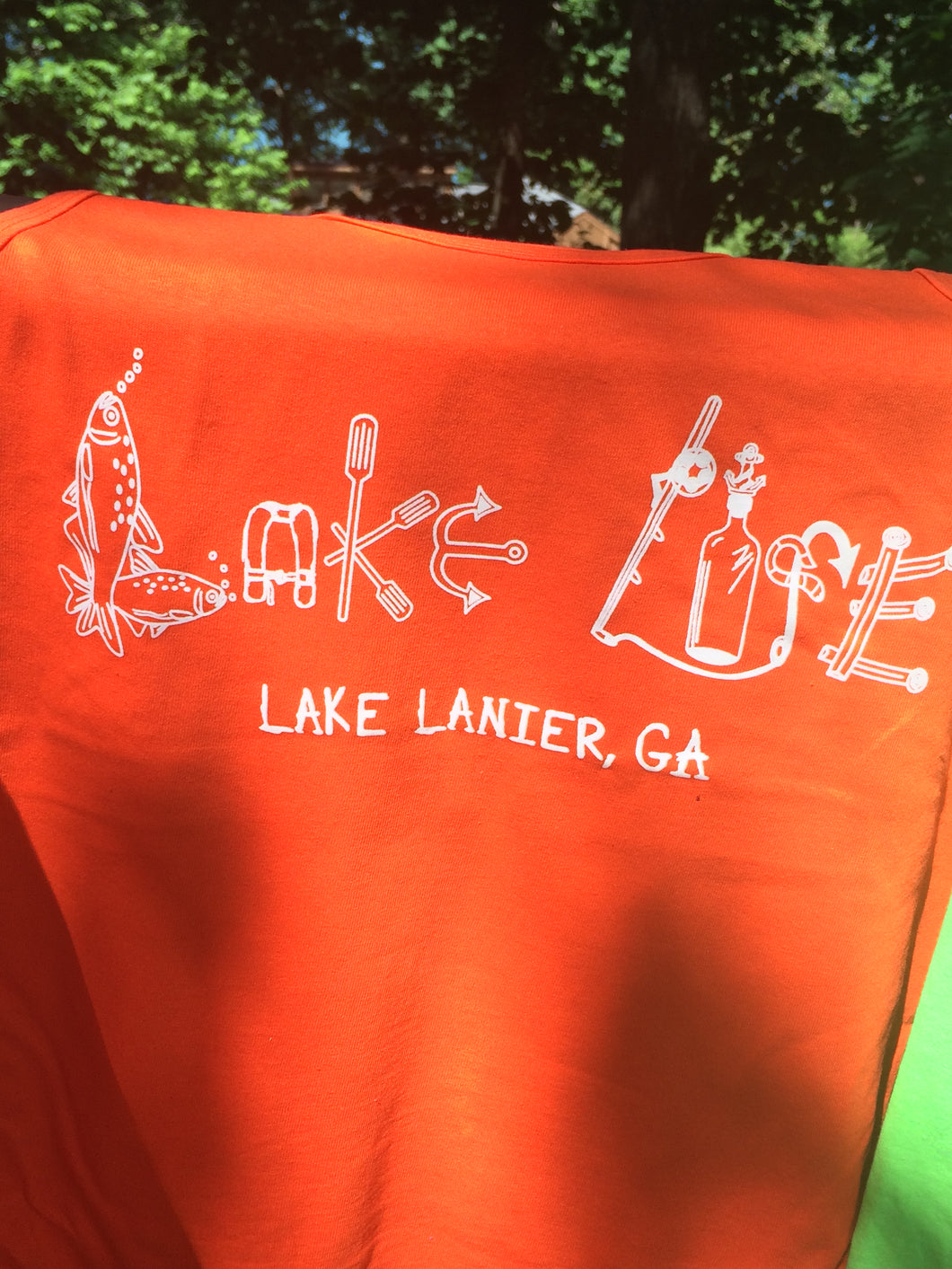 Lake Lanier T-shirt