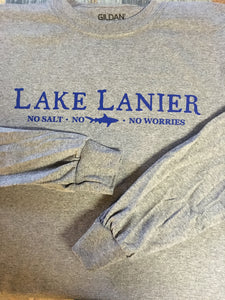 "Lake Lanier  or Lake Allatoona ""No Worries"""
