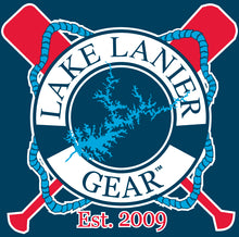 "Load image into Gallery viewer, Lake Lanier  or Lake Allatoona ""No Worries"""