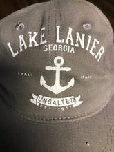Load image into Gallery viewer, Lake Lanier Anchor hat