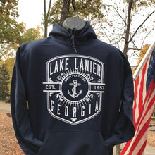 Load image into Gallery viewer, Lake Lanier Georgia Hoodie
