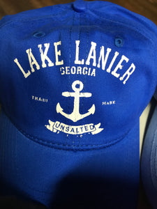 Lake Lanier Anchor hat