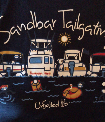 Lake Lanier SandBar Tailgating