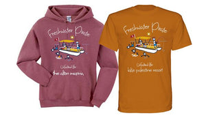 PONTOON Freshwater Pirate Lake Name Drop T