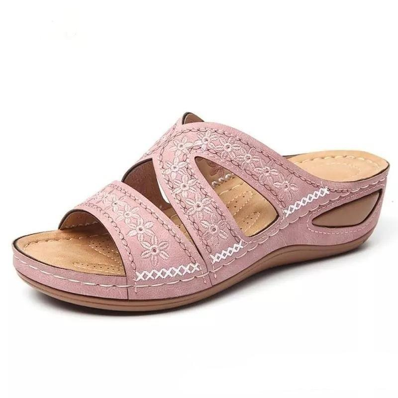 Premium Orthopedic Thick Platform Slipper Sandals