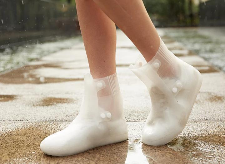 Waterproof Shoe Covers Anti-Slip Overshoes