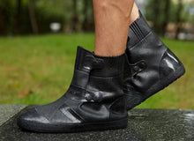 Load image into Gallery viewer, Waterproof Shoe Covers Anti-Slip Overshoes