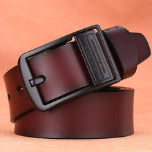 Load image into Gallery viewer, Men's Fashion Casual Leather Jeans Belt